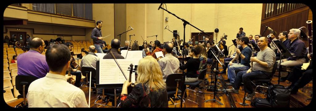 Orquesta Sinfónica de Euskadi (Foto: Paula Arbide)