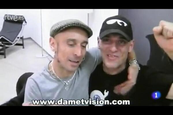 Con Fito en TVE