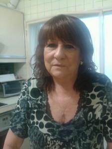 Mari Carmen, madre de Ibón