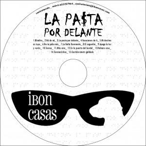 Carátula Galleta La Pasta por delante
