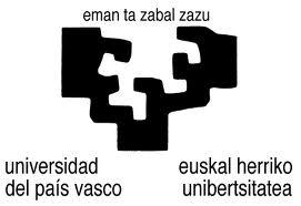 Universidad País Vasco