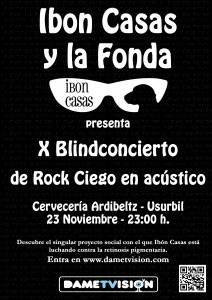 X blindconcierto