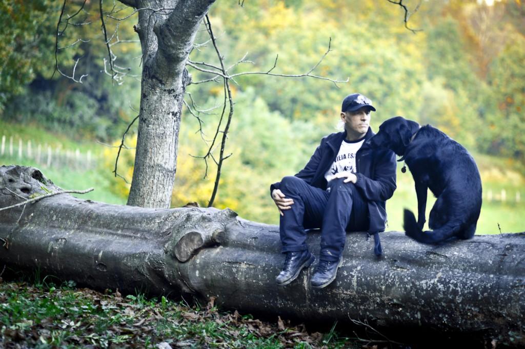 Ibón y Roger  Foto: Paula Arbide