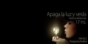 Apaga la luz...Programa de Radio. Foto portada
