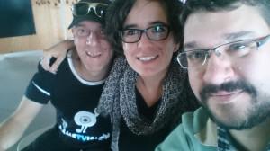Ibón, Eukene Ormarzábal y Pancho