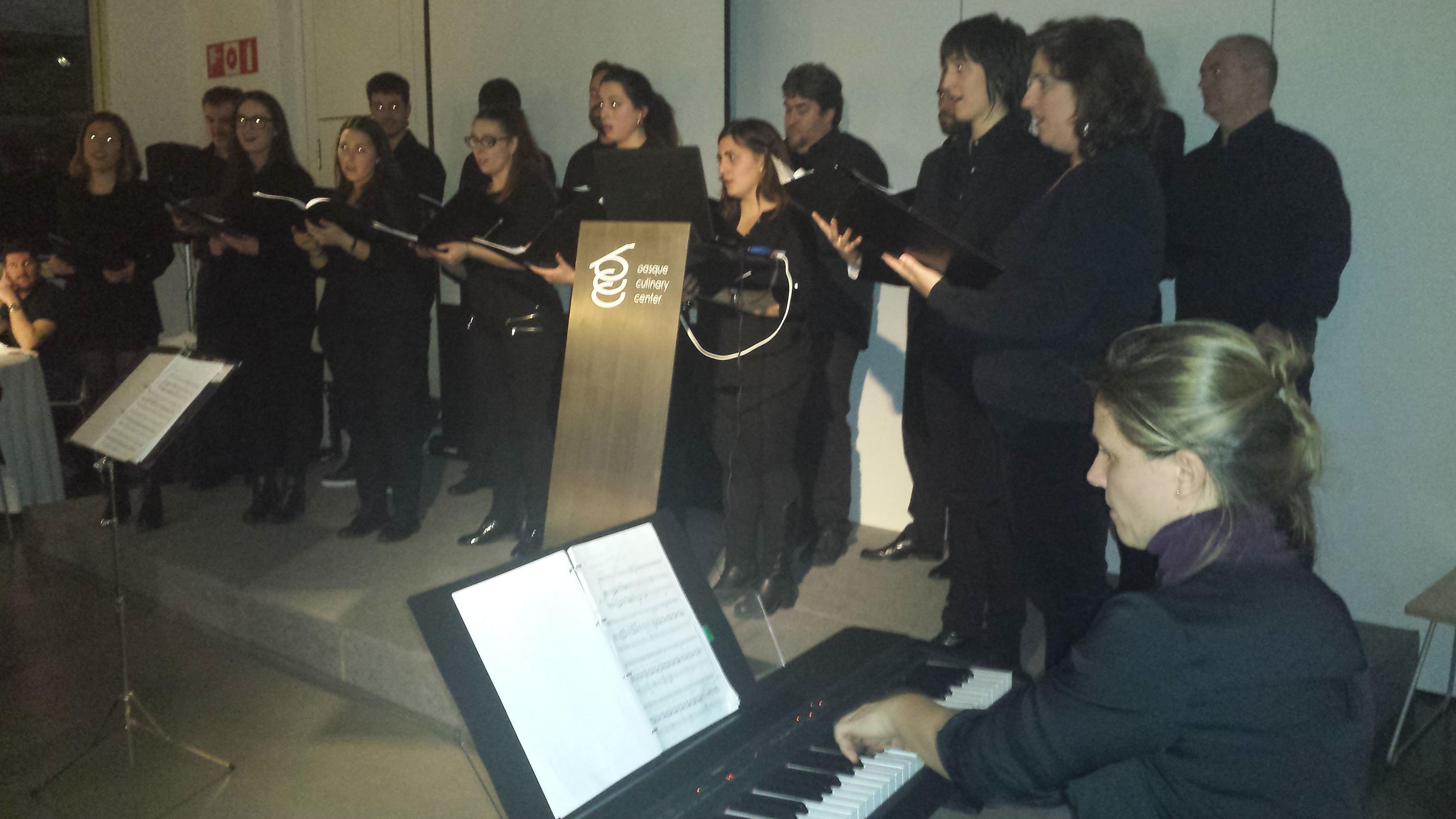Voy A Presentar En La Orquesta De La Luz
