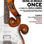 Cartel Bienal ONCE Ibón Casas
